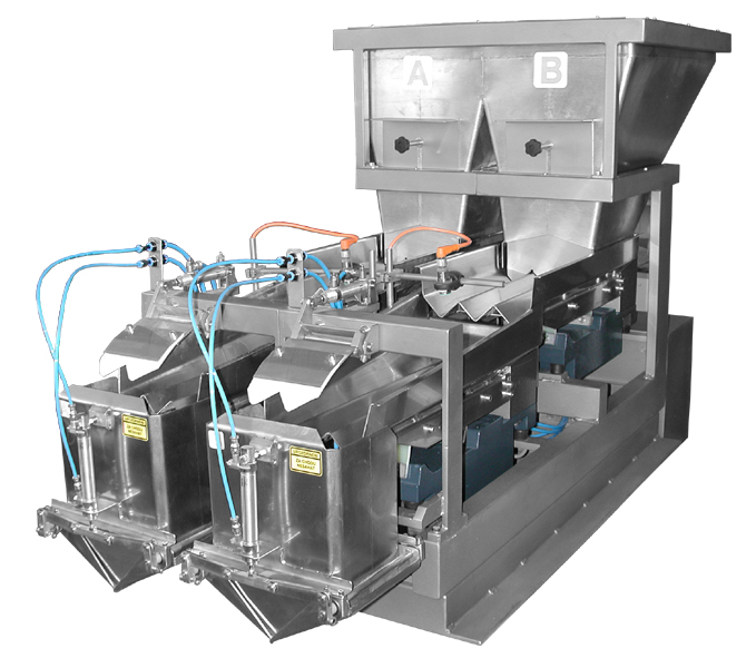 Dosing weighers