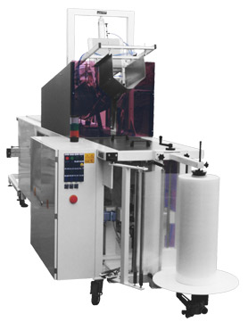Horizontal high volume packaging machine for packing in sacks SME