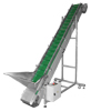 VD3 feeding conveyor